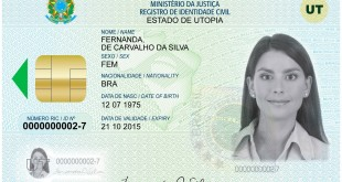 RIC – Registro de Identidade Civil