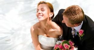 Casamento Civil - Casal Feliz