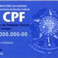 CPF - Cadastro de Pessoas Físicas