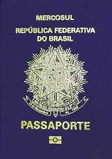 Passaporte Brasileiro - reprodução