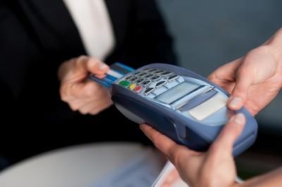 máquina de cartão de crédito - cuidados