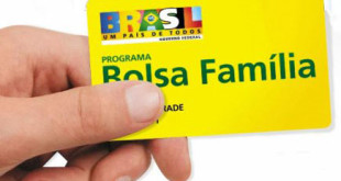 Programa bolsa familia - Cartão