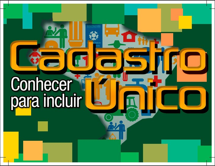Banner do programa federal Cadastro Único