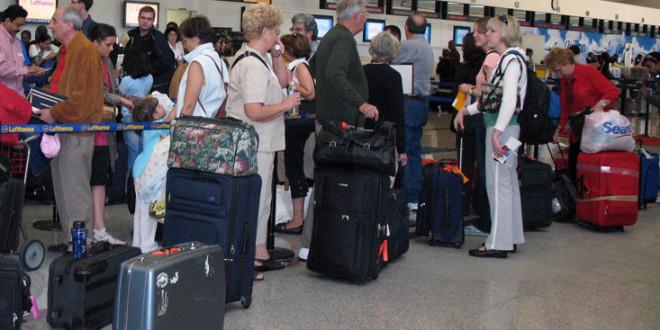 Documentos Necessários para viajar de avião
