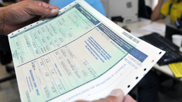 Transferência de Veículo - Documento CRLV